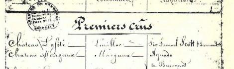 #1分钟产区游#法国波尔多1855年分级#1MinWineTour#Bordeaux 1855 Classification