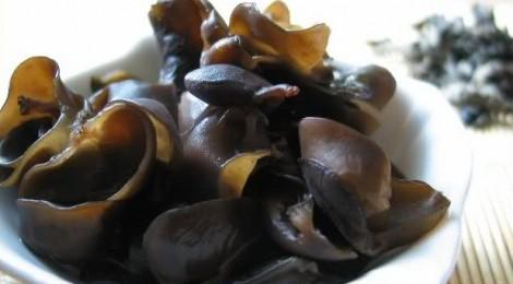 木耳 black fungus